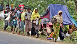 Rohingya crisis A concern for the region