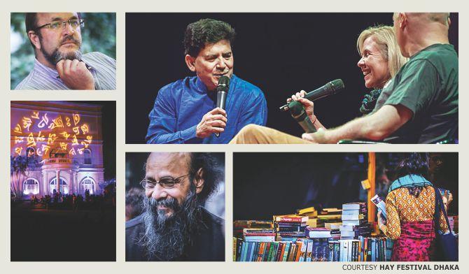 Courtesy Hay Festival Dhaka