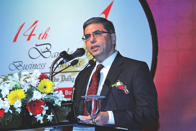 Sanjiv Mehta, CEO of Hindustan Unilever